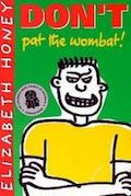 Don't pat               the wombat